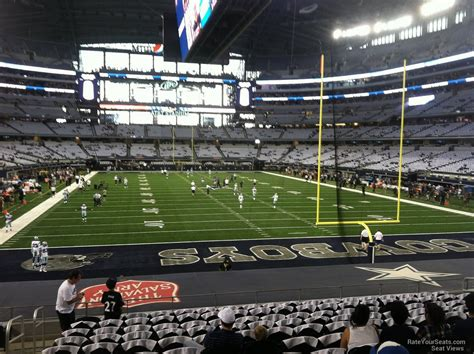 dallas cowboys stadium sections at t stadium section 149 dallas cowboys rateyourseats com