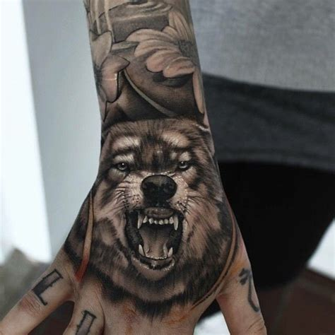 top 85 best hand tattoos for men unique design ideas