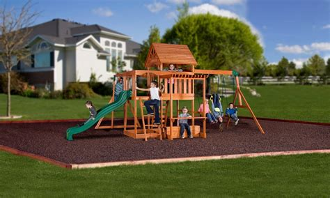 backyard discovery montpelier swing set backyard discovery montpelier cedar swing set reviews gogo papa