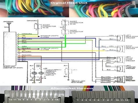 2006 kia sorento stereo wiring diagram 2006 kia sorento