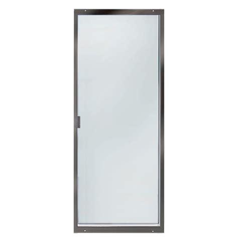 sliding door screens brown patio screen door sliding and adjustable 36 brown