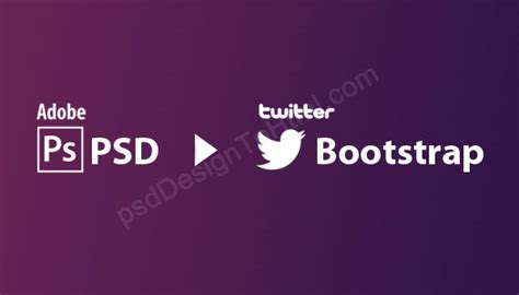 psd to html convert how to bootstrap tutorial for psd to bootstrap html bootstrap markupbox blog