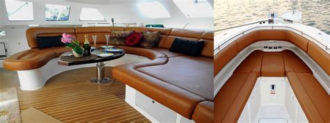 How To Reupholster A Boat Interior by Marine Upholstery