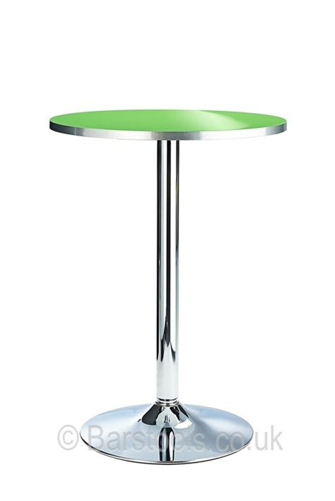 Green Table L Blitz Bar Table Green
