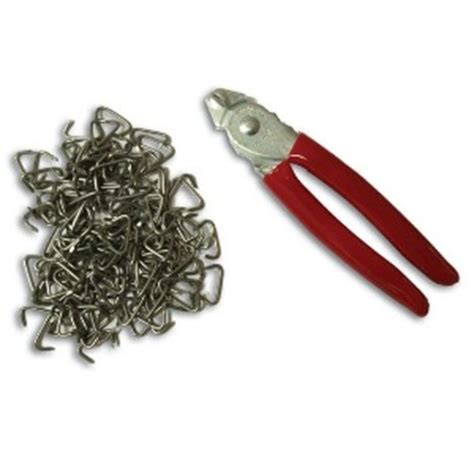 upholstery hog rings buy buy hog ring plier upholstry kit 4x4 off road parts