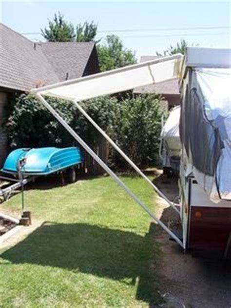 homemade awning for patio my lil cer ideas on pinterest vintage trailers vintage cers and cers
