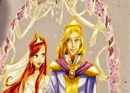 winx bloom and sky wedding 17 best images about winx club on bloom winx