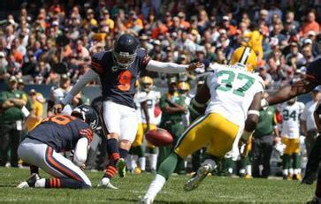 Chicago Tribune Records Bears Kicker Robbie Gould Sets Franchise Record For Field Goals Wgn Tv
