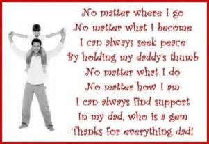 Thank You Letter For Dad thank you messages for dad poems and quotes to write on a thank you