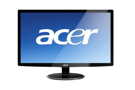 Monitor Led Acer acer s220hqlbrbd 21 5 inch led monitor hd 1080p 5ms dvi et ws0he b01 ccl computers