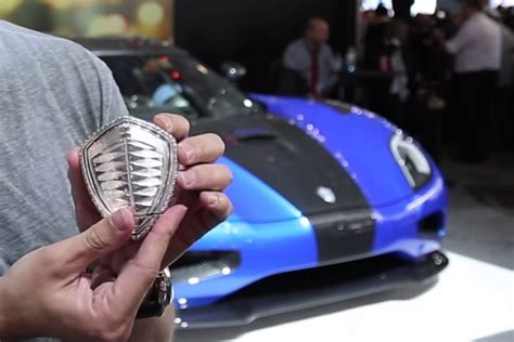 koenigsegg agera r key fob studded with diamonds the most expensive key fob in the
