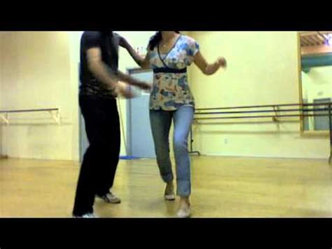 swing dance for beginners basic 8 count steps for lindy hop rhythm city productions