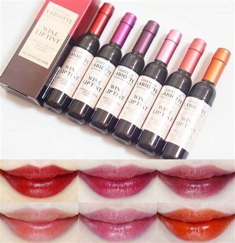 Labiotte Chateau Wine Liptint labiotte wine lip tint makeup
