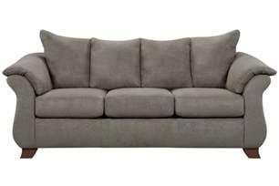 sofa microfaser upton microfiber sofa
