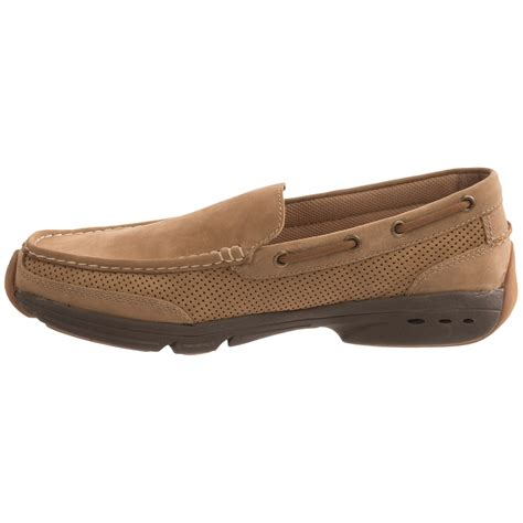Rugged Slip On Shoes 8611c 5 Rugged Shark Aloha Johnny Shoes Slip Ons For Men