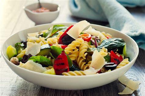 Cucina Facile E Veloce Primi Piatti Pasta Fredda Con Verdure La Ricetta Primo Perfetto