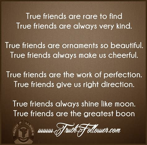 Real Finder True Friends Are Like Diamonds And To Find