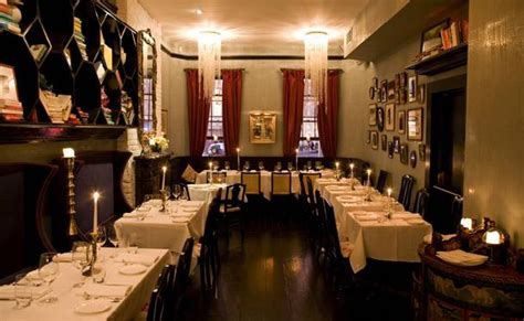 Dining Rooms In Nyc by The Best Dining Rooms In New York
