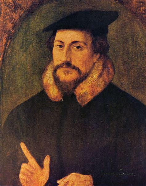 john calvin s authority as a prophet oupblog