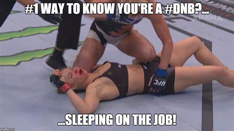 Ronda Rousey Knockout Meme