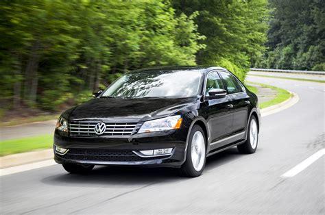2015 Volkswagen Passat Reviews And Rating Motor Trend