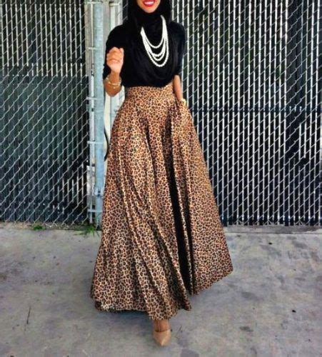 Gamis Abaya Maxi Leopard Bergo 17 best images about on islam turbans and fashion