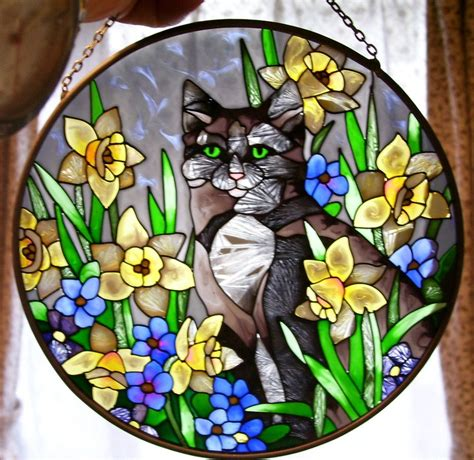 small stained glass l glass window small stained glass window hangings