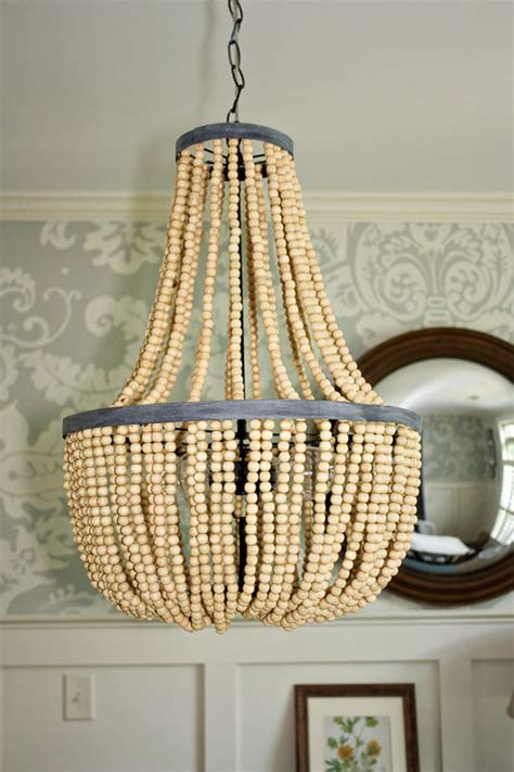 7 Amazing Diy Chandeliers Nest Of Bliss How To Make A Chandelier With