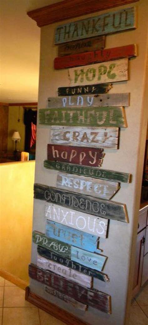 Diy Vertical Wall Garden - 20 recycled pallet wall art ideas for enhancing your interior