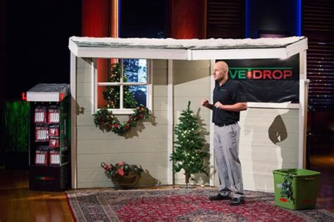 christmas light hanger evedrop shark tank blog
