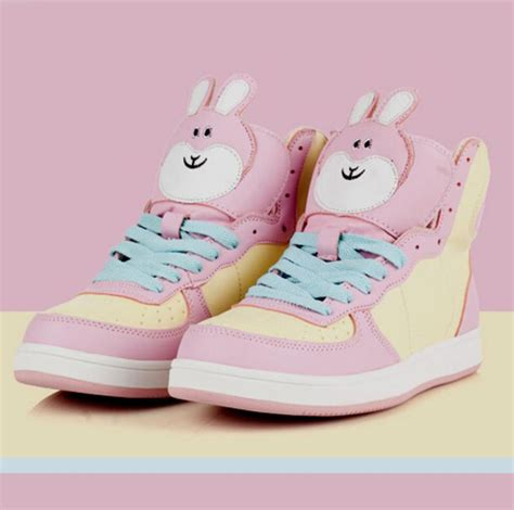shoes bunny bunny shoes bunny rabbit kawaii fashion