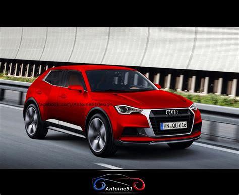 Audi Q1 2016 by Audi Q1 2016 Le Futur Petit Crossover Sur La Base De L A3