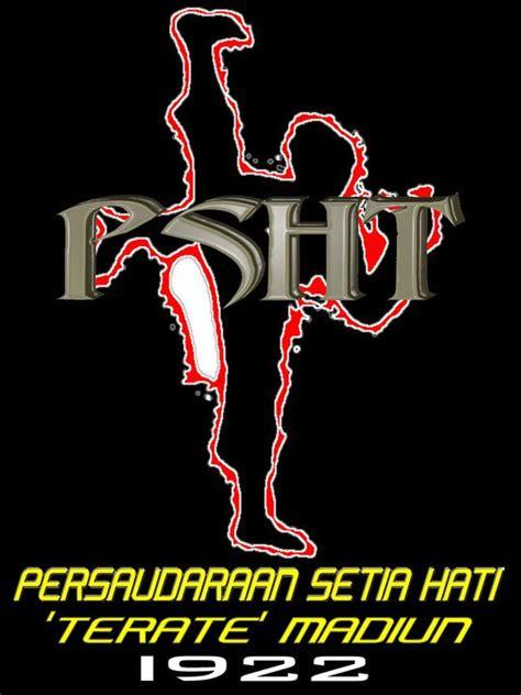 sulfianisty gambar  lambang psht