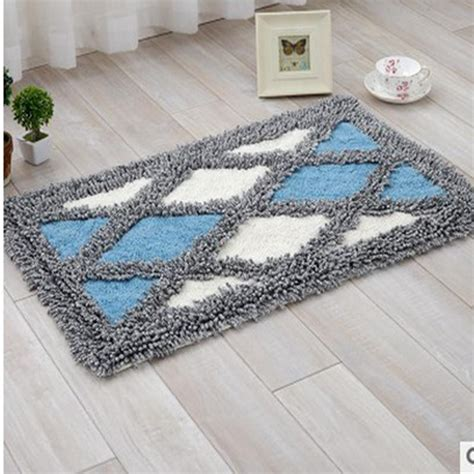 small mats rugs cotton chenille door mat soft absorbent floor mats area rug color quilting small carpet for
