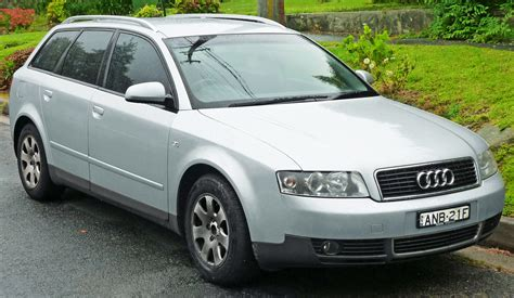 Audi A4 8d by 2000 Audi A4 Avant 8d B5 Pictures Information And