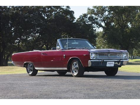 1967 Dodge Dart Convertible Rental ?n L?? Angeles And