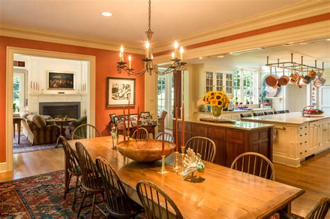 rockland additions traditional dining room