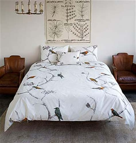 bird bedding bird printed bed sheets