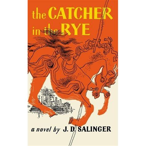 tracking theme catcher in the rye the catcher in the rye by j d salinger reviews