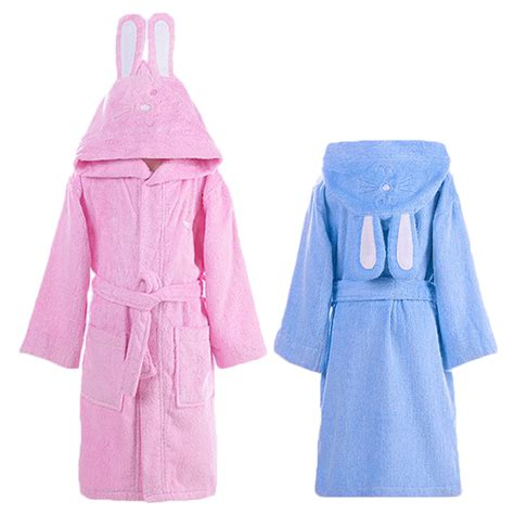 kids robes girls boys kids bath robes on sale children hooded bathrobe kids boys girls cotton lovely