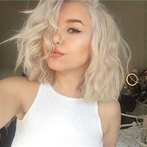 hairstyles going blonde 15 blonde short hair short hairstyles 2017 2018 most