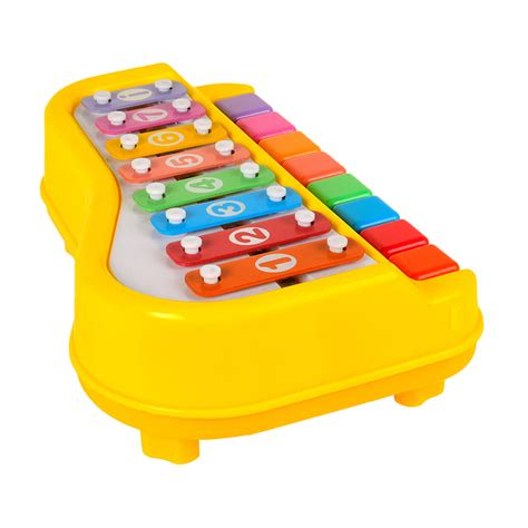 New 2 In 1 Xylophone Piano Mainan Alat Musik Anak best baoli 2 in 1 piano and xylophone musical sale shopping cafago