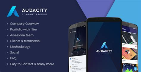 audacity android company 187 free premium scripts plugins mobile and apps