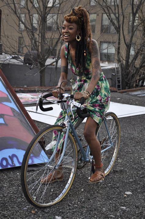 black riding skool online black girls ride bicycles too skool