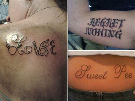 tattoo fail correction why stupid people shouldn t get tattoos