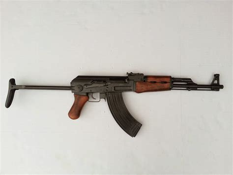 ak47 replica ak 47 draco assault rifle folding non firing replica
