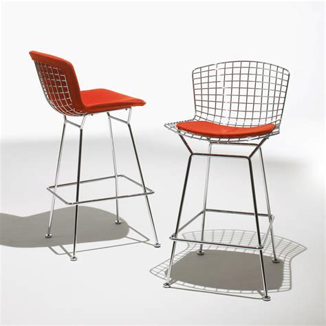 Bertoia Bar Stools by Designapplause Bertoia Bar Stool Harry Bertoia