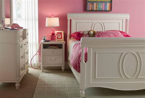universal gabriella bedroom set smartstuff by universal gabriella two drawer nightstand