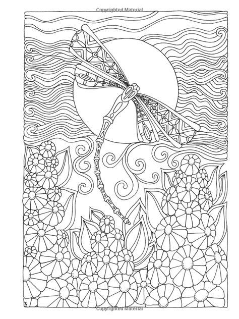 libro creative haven entangled dragonflies creative haven entangled dragonflies coloring book coloring dr angela porter