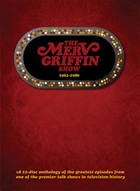 Merv Griffin A In The Closet by Merv Griffin Talk Show Host Show Host Show
